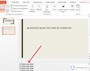 Comment ajouter et imprimer PowerPoint avec des notes de conférencier (en 60 secondes)