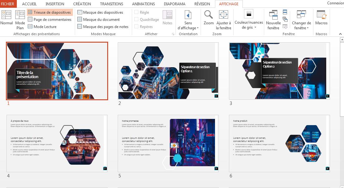 Tutoriel PowerPoint (Guide du débutant complet)