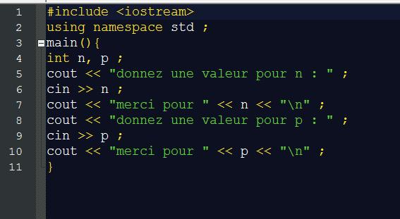 Les entrées-sorties en C/C++