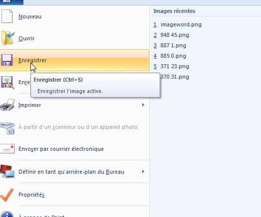 Convertir une plage Excel en image JPG